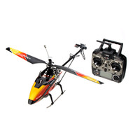 sin escobillas al por mayor-Original V913 Brushless Actualización Versión 4Ch Helicóptero RTF 70cm 2.4GHz Built-in Gyro Super Stable Flight Aircraft