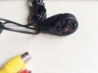 Wholesale Indoor Camera Covert - Smallest HD 600TVL1280 x 960 1 3 Inch CMOS Sensor Night Vision Covert Pinhole Spy Mini Camera with 8 IR LED