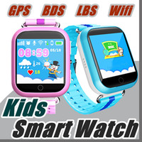 Compra Smart Q-Q750 Bluetooth Smartwatch con WiFi GPS AGPS LBS BDS per iPhone IOS Smart Phone Android Wearable Orologio Smart Watch Orologio Q-BS