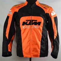 Wholesale Motocross Shirts - 2017 High quality Factory direct sales Protection Jackets Ktm Motocross Cycling Jerseys Cycling Clothing MotoGP Men jacket For KTM Racing
