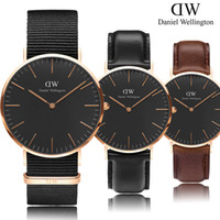 Wholesale Men Simple Style Watch - Simple Style Men's women Quartz wellington watch 2017 Top Brand fashion Watch Men Wristwatches relogio masculino Fashion Casual Watches