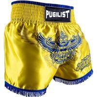Wholesale Hayabusa Yellow - size 28 30 32 34 36 MMA Fight shorts Hayabusa Muay Thai Shorts free shipping