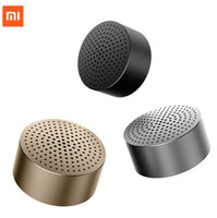 1PCS Original Xiaomi Speaker Bluetooth 4.0 Wireless Mini orador portátil estéreo Handsfree Music Square Box Mi Speaker