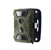 "Wholesale 12mp Trail Camera Gsm - 940NM Hunting Camera 12MP HD1080P 2.0"" LCD Trail Camera With MMS GPRS SMTP FTP GSM Trail Hunt Game Recorder S680M Ann"