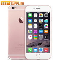 "Wholesale China Phone Smartphone - 100% Original Refurbished Apple iPhone 6S Cell Phones 16G 64G 128G IOS Rose Gold 4.7"" i6s Smartphone Wholesale China DHL free"