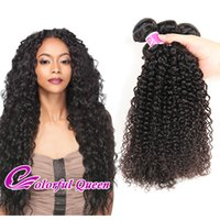 Cheap Malaysian Malaysian Curly Hair 3 Bundle Sale Sexy Malaysian Afro Kinky Curly Weave Extensiones de Cabello Humano Curly Human Hair Bundles 8-26Inches