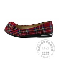 Old Peking Plaid Nice Designer Shoes Soft Leather Plain Women Shoes 2016 Calzature Scarpe da donna Decent Cheap Tessuto in cotone