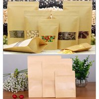 Wholesale Pearls Paper - Paper Packing Bags Clear and white pearl Poly OPP Packing Zipper Zip Lock Packages Jewelry Food PVC Plastic Bag Different Size 0593WH