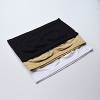 Wholesale Seamless Bra Wrap - 90pcs(30sets)Sexy Strapless Womens Wrapped Chest Seamless Bandeau Tube Boob Bra Underwear