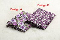 Wholesale Quilting Accessories - Promotion! 1 meter purple blue flower VB patchwork fabric quilting tilda fabric for sewing Diy cloth CR-273
