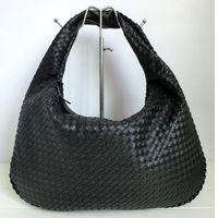 Wholesale Hobo Crossbody - Wholesale-Women Handbag Fashion Casual Travel Bag Large Capacity High Quality Woven PU Leather Tote Bags Shoulder Crossbody Hobo Bag