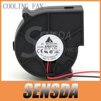 Wholesale 12v blower fan computer - Original For Delta BFB0712H DC V A projector blower centrifugal fan cooling fan