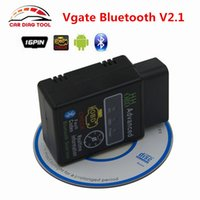 English pc engine scanner - HH OBD ELM327 Bluetooth Auto Diagnostic Scanner MINI Vgate V2 Bluetooth OBD2 OBDII CAN BUS Check Engine Scanner For Android PC