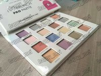 Wholesale i 16 - Factory Direct DHL Free Shipping New Makeup Eye Lorac I Love Brunch Pro Eye Shadow Palette 16 Colors Eyeshadow!