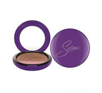 Wholesale Gray Decking - HOT NEW Selena Collection Face Powder Double-deck 3 color Free shipping 6pcs lot