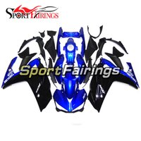 Wholesale Blu Kit - Complete Fairings For Yamaha R25 2014 2015 R3 2015 Injection ABS Plastic Motorcycle Fairing Kits Bodywork Cowlings Black Blu Body Frames New