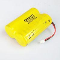 Wholesale Fanuc Cnc - 4pcs Original for Panasonic BR-ACF2R 6V CNC PLC Li-ion Battery Pack with Plug thermostability batteries FANUC CNC system battery