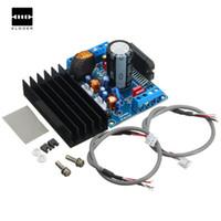 Wholesale Car Audio Amplifier Circuit - DC 12V 4*50W TDA7850 Car Audio Power Amplifier Board Stereo+ BA3121 Denoiser Amplifier Boards Modules Integrated Circuits