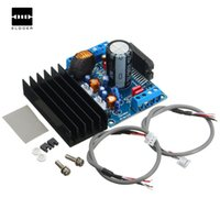 Compra Circuito Amplificatore Audio Per Auto-DC 12V 4 * Stereo 50W TDA7850 Car bordo dell'amplificatore di potenza audio + BA3121 Denoiser Amplificatore Boards Circuiti moduli integrati