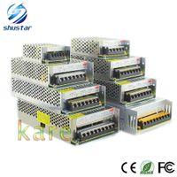 Wholesale Led Light Strips Module - DC12V Led Transformer 10A 15A 20A 30A 50A 120W 180W 300W 360W 400W Power Supply For Led Strips Led Modules AC 100-240V lights