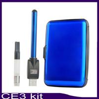 Wholesale Top Oil Cigarette - Top quality BUD touch O pen CE3 kit Wax oil atomizer vaporizer pen cartridges e cigarette cartridge vapor 0268031-2