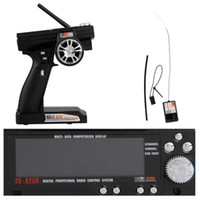 Wholesale Flysky Fs Gt3b - Wholesale- Top Deals Flysky GT3B FS-3 2.4GHz RADIO SENDER AUTO BOAT remote control