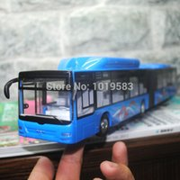 Wholesale Bus 43 - JOYCITY 1 43 Scale Germany MAN MAN LION'S CITY BUS GL Diecast Metal Car Model Toy New In Box For Gift Collection