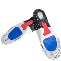 Wholesale foam shoes for men resale online - Hot sale Unisex Sport Shoe Pad Sport Running Insoles Insert Cushion for Men Women foot care
