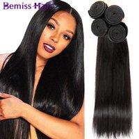 2017 Hot Sale Straight Hair Bundles Malais Indien Péruvien Brésilien Cambodgien Mongolien Non Traité Virgin Human Hair Weave Extensions