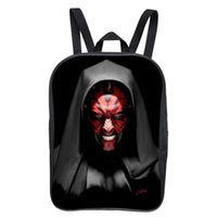 Wholesale Cheap School Backpacks For Kids - Wholesale- 2016 New Style Fashion 12 Inch Star Wars School Bags for Girl Child Backpack Cheap Shoulder Bag Wholesale Kids Backpacks Fashion