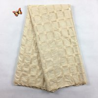 Cheap Fabric african polish cotton voile lace Best Cotton Same as picture african lace
