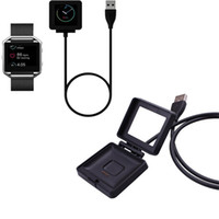 Discount fitbit charge chargers - 2017 Newest Replacement USB Charging for Fitbit Blaze Charger Cable for Fitbit Blaze USB Charging Smart Fitness Watch In Stock