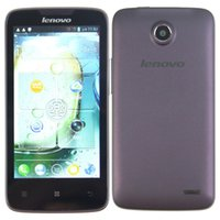 Wholesale lenovo phone - Lenovo A820 Quad Core Android Cell Phones inch MP Single Camera Dual Sim G Unlocked