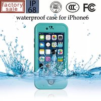 Wholesale shock iphone 5c for sale - Redpepper Waterproof Case Shock proof case For Iphone x S C S Plus Galaxy S3 S4 S5 S6 Note with retail box