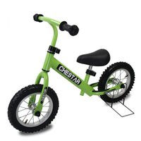 Wholesale top quality Christmas gift without pedal kids balance bike for years old children balance bike