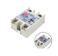 Wholesale Dc Ssr - Wholesale- 1PCS 24V-380V 10A 250V SSR-10 DA Solid State Relay Module 3-32V DC To AC