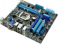 Wholesale Motherboard Ddr3 I7 - original motherboard P7H55-M LX LGA 1156 DDR3support I3 I5 I7 H55 Desktop motherboard