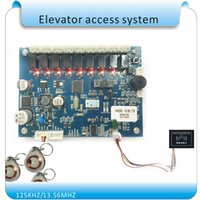 Wholesale Access Boards - Wholesale-Elevator Lift Controller Panel avoid Software Security up dow 8 floors Lift Controller Panel board  elevator access system