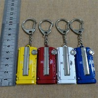 Wholesale Car Engine Valves - 1PCS New Hot VTEC Engine Valve Cover Vehicle Auto Parts Keychains Keyring Car Gift Free Shipping