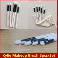 Wholesale Kylie Brush Set Kylie Limited Edition Holiday Collection brushes set Kylie Cosmetic Makeup brushes Christmas kit