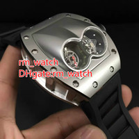 Sport sport ox - stainless steel silver case automatic watches new model ox eyes face luxury wristwatch water resistant brand watch rubbe