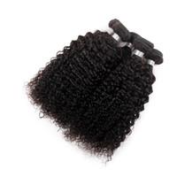 ingrosso i migliori capelli ricci mongoliani-La migliore vendita 7A non trasformati Grado Mongolo Kinky Capelli ricci di Virgiin 3B 3C Texture Afro Kinky Estensioni dei capelli ricci migliori prodotti per i capelli