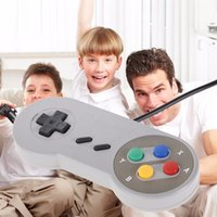 Super Game Controller para SNES USB Classic Gamepad para PC Juegos MAC XP / Vista / Windows7 / 8 / Mac y Nintendo SNES
