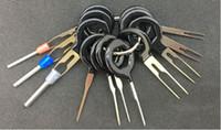 ingrosso tavole di sostegno-11 pezzi Auto Car Plug Circuit Board Wire Harness Terminale Pick Connettore Crimp Pin Back Ago Rimuovere Tool Set