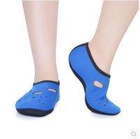 Wholesale Sports Skin Shoes - Barefoot Skin Shoes Aqua Water Summer Men Women Sport Socks Trainers Footwear Beach Socks 4 colors Top quality DHL Free Shipping