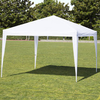 case awning - 10 X10 Products EZ Pop Up Canopy Tent with Carrying Case