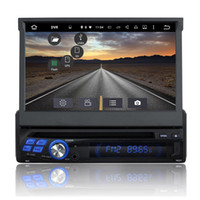 "Wholesale Single Din Touch Screen Car - 7"" Octa-core 2G RAM Android 6.0 Single 1 DIN Car DVD Multimedia GPS Receiver Radio BT USB SD WIFI 4G Mirror Screen Steering Wheel Control"