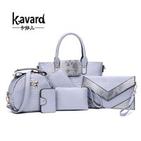 Shoulder Bags spanish plain - Kavard Spanish Serpentine Composite Bag Sac a Main luxury Women Bags Ladies Purses And Handbags famous brand Handbagt
