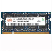 Laptop 1GB DDR2 667 RAM 2GB 2Rx8 Memória PC2-5300S para Apple MacBook A1181 MB062 MB063 MB402 MB403 MD404 MB133 MB134 ACER 4710G 4715 4720 453