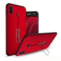Wholesale iphone case hand holder - For Galaxy S8 S8 plus Hybrid Denfender Shockproof Case 2 in 1 Hand Holder Strap Back Cases For iphone 5 6s 7 plus DHL free SCA299
